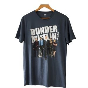 Old Navy The Office Dunder Mifflin Graphic Tee M